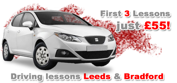 get driving lessons Leeds with Highway 2 L